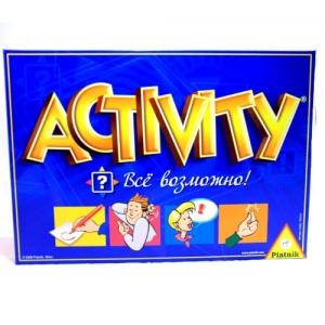 настольная игра активити - всё возможно!