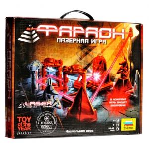 Фараон, лазерная игра
