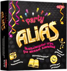 Алиас или Скажи иначе для вечеринок