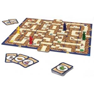 настольная игра лабиринт сумасшедший (labyrinth)