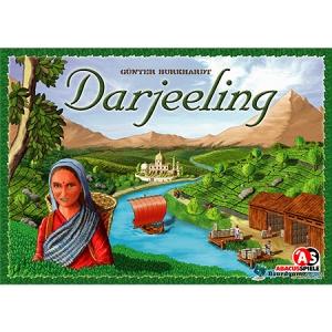 настольная игра дарджилинг (darjeeling)