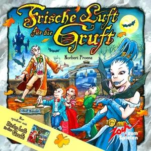 настольная игра вампирчики: граф руккола (frische luft fur die gruft)