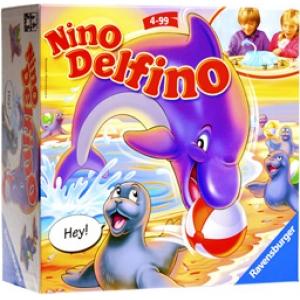 настольная игра веселый дельфин нино