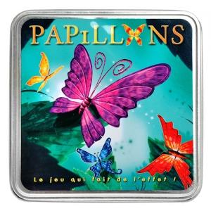 настольная игра бабочки (papillons)