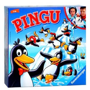 настольная игра пингвины на льдине (plitsch-platsch pinguin)