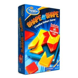 настольная игра-головоломка уголки (shape by shape)