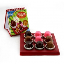 настольная игра-головоломка шоколадный набор (chocolate fix)