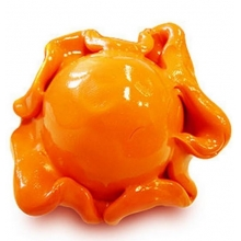 """Умный пластилин Play gum перламутр """"Оранжевый"""""""