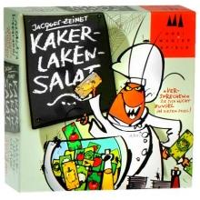 Тараканий салат