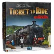 Билет на поезд: Издание Марклин