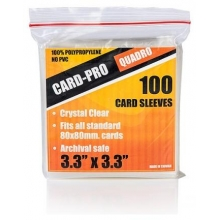 Кармашки для карт Card-Pro mini 82x82 (Дикие Дж, Коктайл геймз)