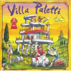 настольная игра вилла палетти (villa paletti)